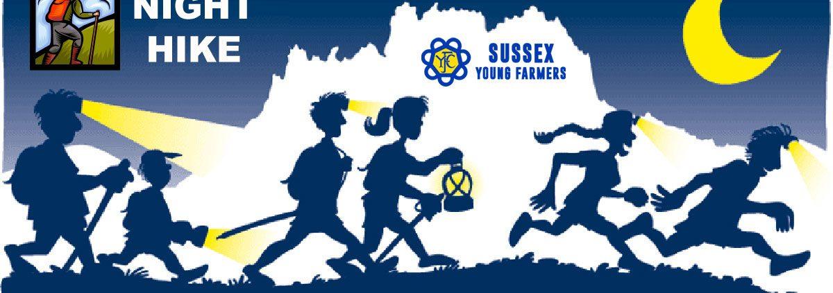 Sussex YFC Night Hike