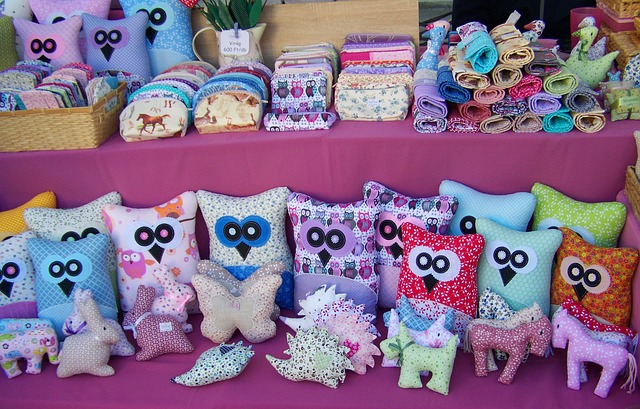 Craft Fayre Stall